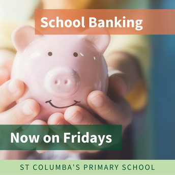 School banking now on Fridays
