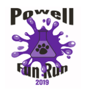The Powell Boosterthon Fun Run is Friday, February 15!