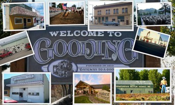 THIS IS A PUBLICATION OF THE CITY OF GOODING