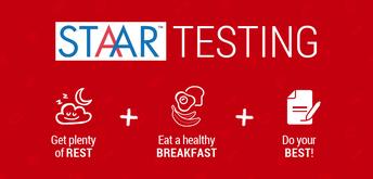 STAAR Testing coming soon!