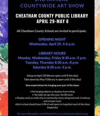 Countywide Art Show