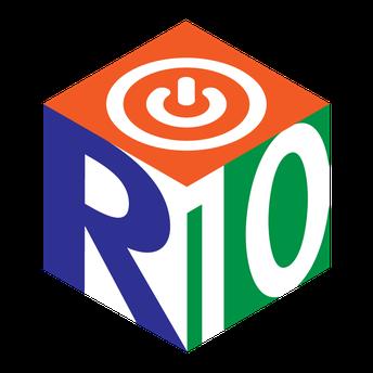 Region 10 Logo cube