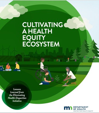 15.  Report: Cultivating a Health Equity Ecosystem–Lessons Learned from the Eliminating Health Disparities Initiative