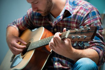 Teach Yourself How to Play Guitar - What's the Easiest Way to Learn Guitar?