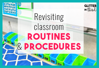 Renew Your Classroom Community...Go Over Expectations & Rules for a Successful Semester!