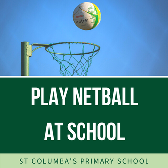Netball - Start Monday, 12th October