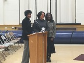 ASSISTANT SUPERINTENDENT DR. TAMARA THOMAS-SMITH RECOGNIZED BY TEENSHOP, INC.