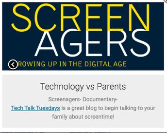 TECHNOLOGY VS PARENTS!