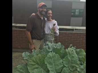 Two champions for sustainability for NJ's students!