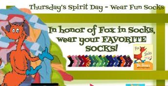 Thursday- Socks