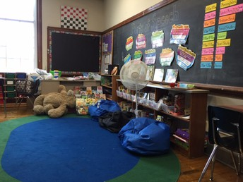Ms. Hammock's Reading Corner