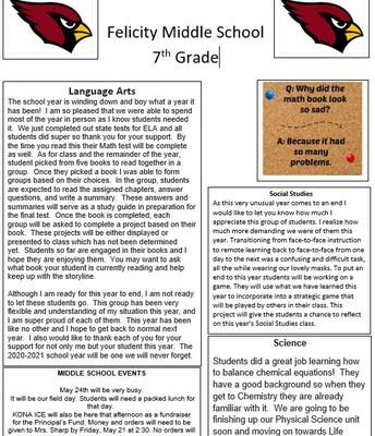 7th Grade Page 1