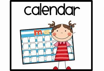 School calendars for this year and next