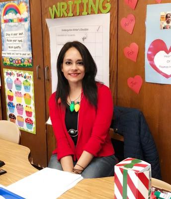 Mrs. Perez