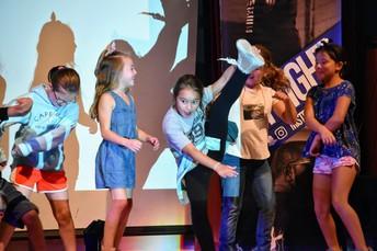 A Jamison dance off!