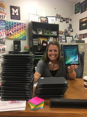 New Technology is Rolling in for the 2017-2018 School Year