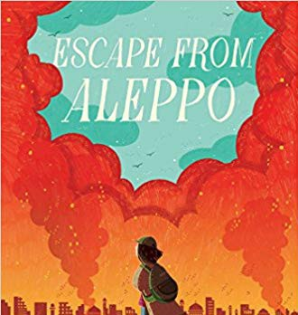Escape from Aleppo by NH Senzai