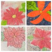 LMS Christmas Art Gallery