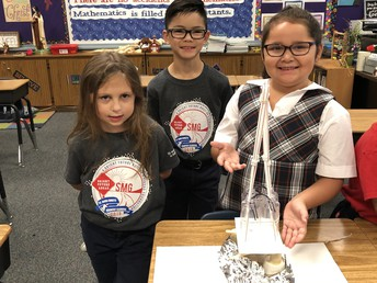2nd Grade Tower Building Challenge