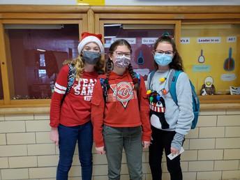 7th Grade Festive Trio