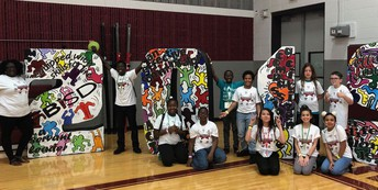 NEHS attends the FBISD Student Leadership Conference