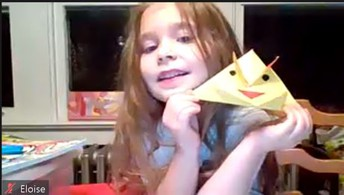 Origami: Angry Birds!