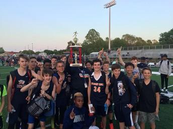 Boys Track - FMAC Champions