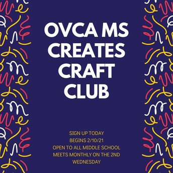 Creates Craft Club