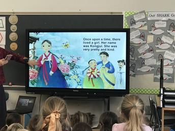 Korean Cinderella Fairy Tale