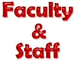 Welcome New Faculty & Staff Members!