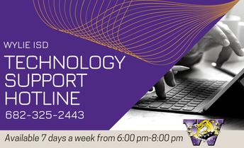 Technology Support Hotline Shut Down