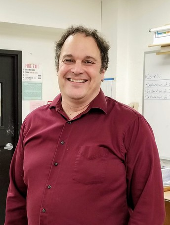 Featured Teacher- Ken Matteucci- Doherty Middle School