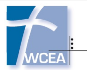 WCEA Accreditation Update
