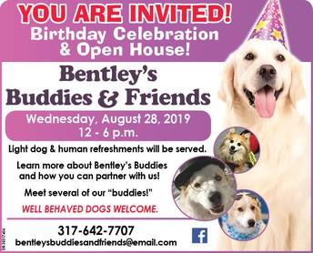 Bentley's Buddies & Friends