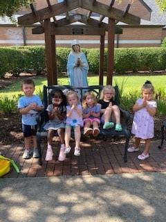 "Jesus said, ""Let the Little Children Come to Me..."" Matthew 19:14"