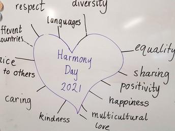 Harmony Day!