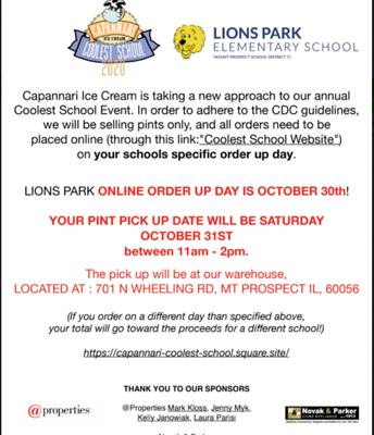 CAPANNARI COOLEST SCHOOL EVENT