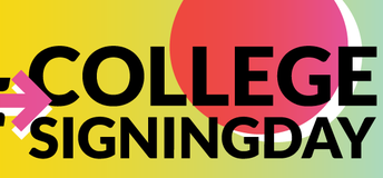 Seniors! have you been accepted to colleges?! College Signing Day is May 3rd! @Seniors