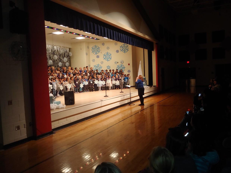 VO 1st Grade Concert
