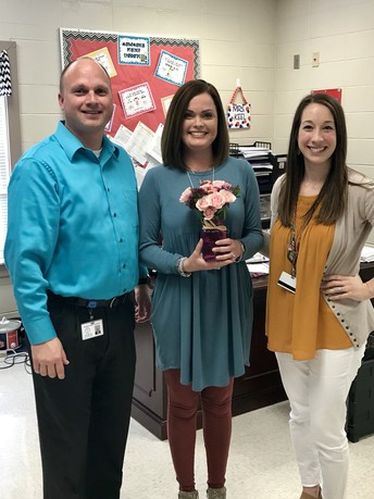 Thanks, Ms. Payne!