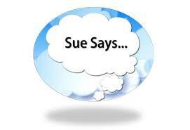 Sue's Scrip is back!!
