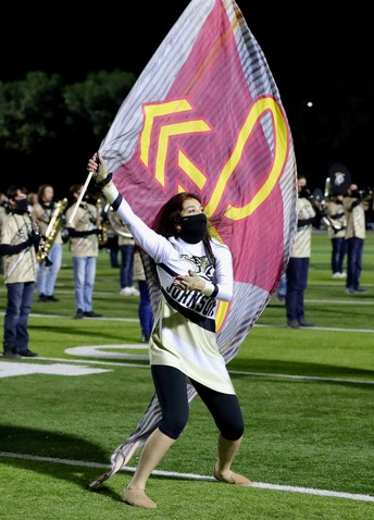 Check out pictures of the Jaguar band on our website!