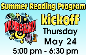 Coralville Summer Reading Program
