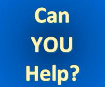 Parent volunteers are needed!