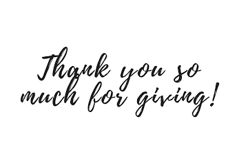 Thank you to everyone for...