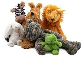 Wednesday, February 27-Stuffed Animal Day
