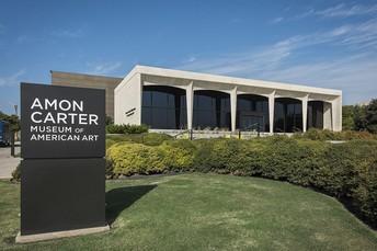 Amon Carter Museum & Love Street Park