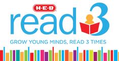 H-E-B Read 3 Early Literacy Workshops