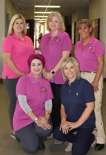 Your Friendly Family Engagement & Parent Academy Team