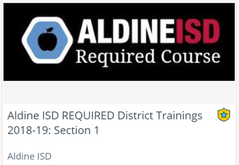 Online Required Training Courses to Close TOMORROW May 7